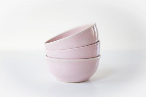 LIBELIA keramiek_dip_roze